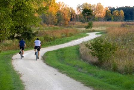 Des Plaines River Trail and Greenway