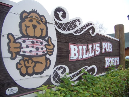 Bill's Pub North