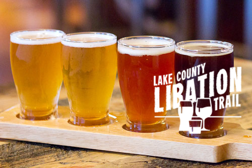 Lake County Libation Trail - Check In To Win