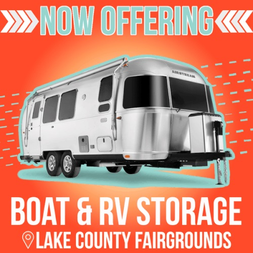 Lake County Fairgrounds - Boat and RV Storage