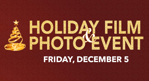 Genesee Theatre - Holiday Film Photos