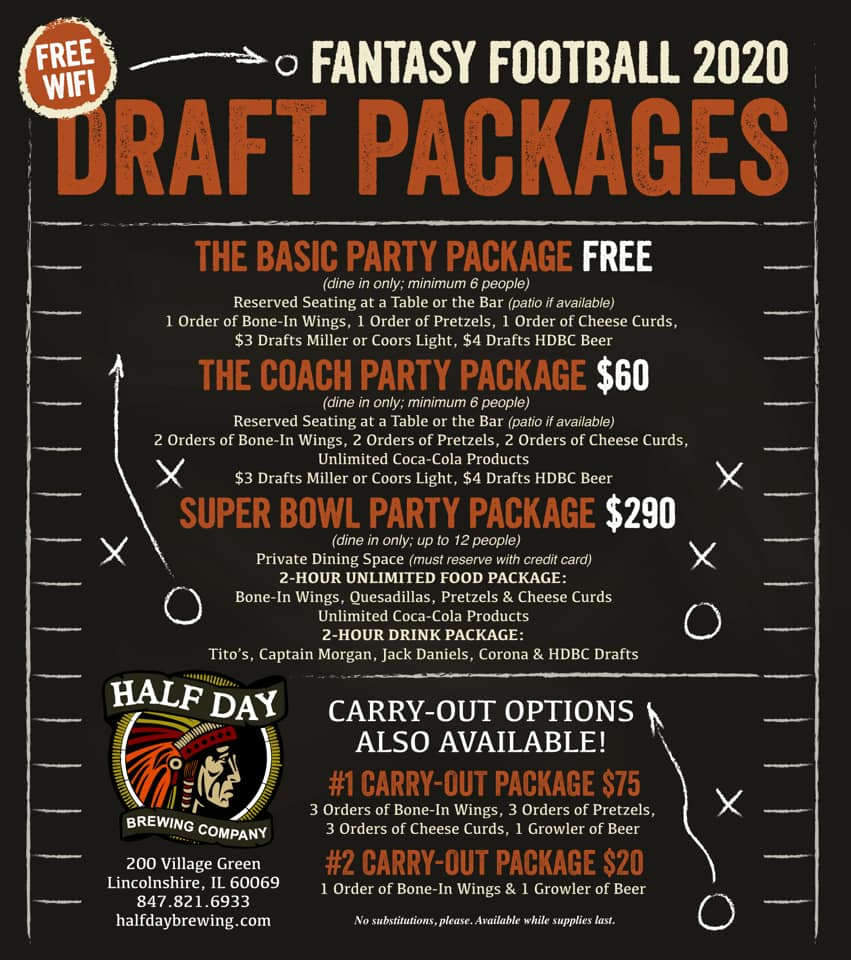 Draft Packages