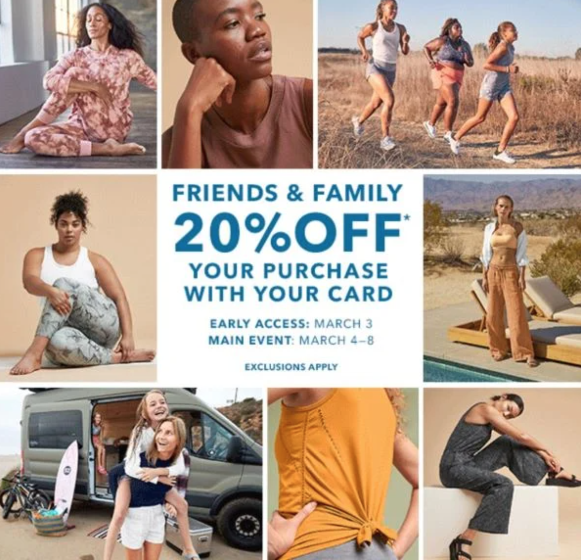Athleta Family and Friends Event at Mellody Farms in Vernon Hills