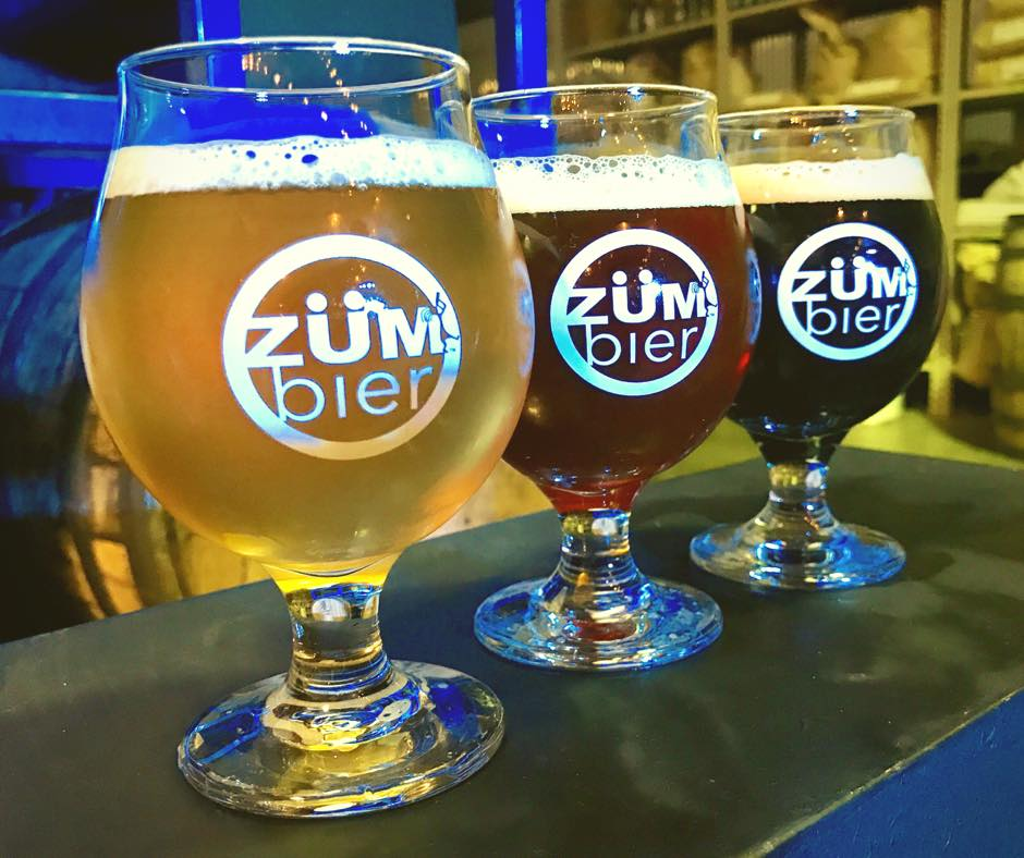 ZÜMBIER BIERGARTEN NOW OPEN!