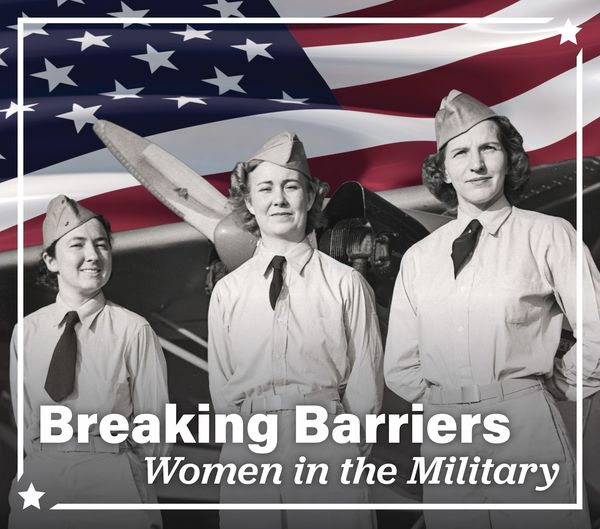 Dunn Museum - Women in the Military