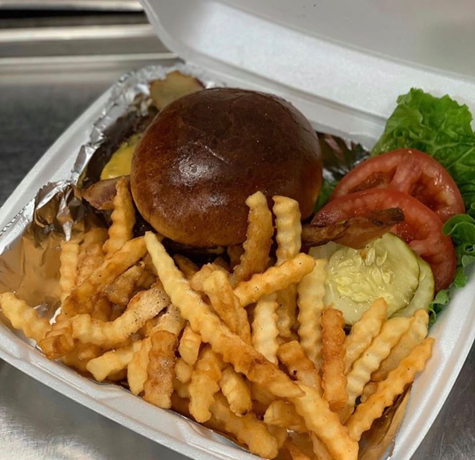$8 Burger Special at The Claim Company
