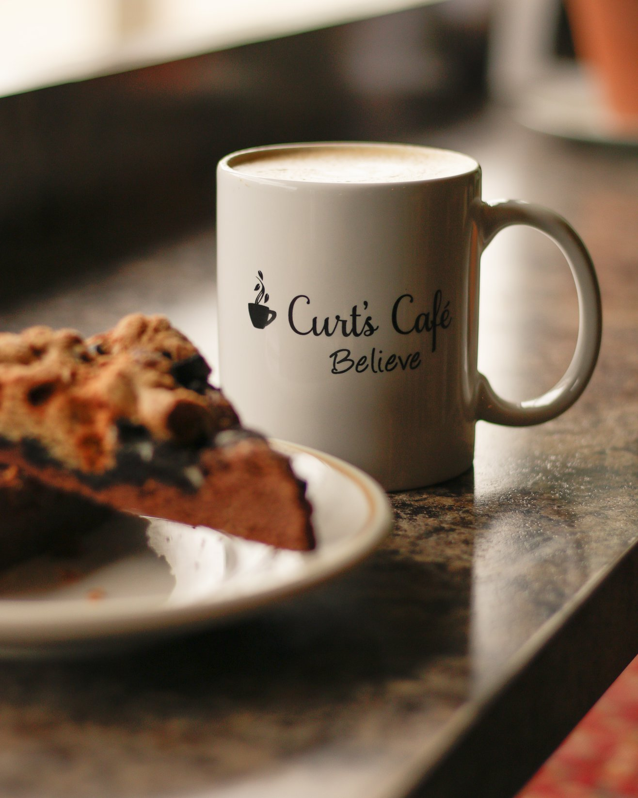 Curtt's Cafe One Year Anniversary!