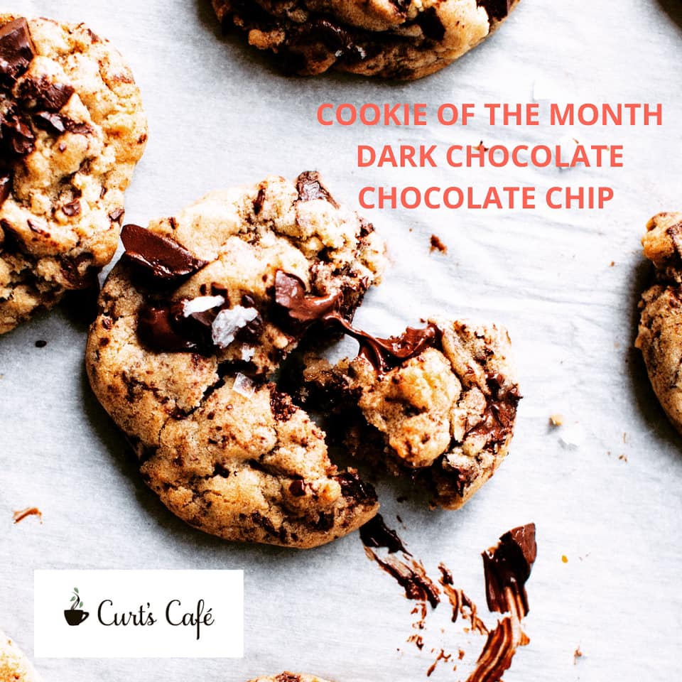 Curt's Cafe Cookie of the Month