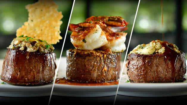 Fleming's - Filets of Fall 3-Course
