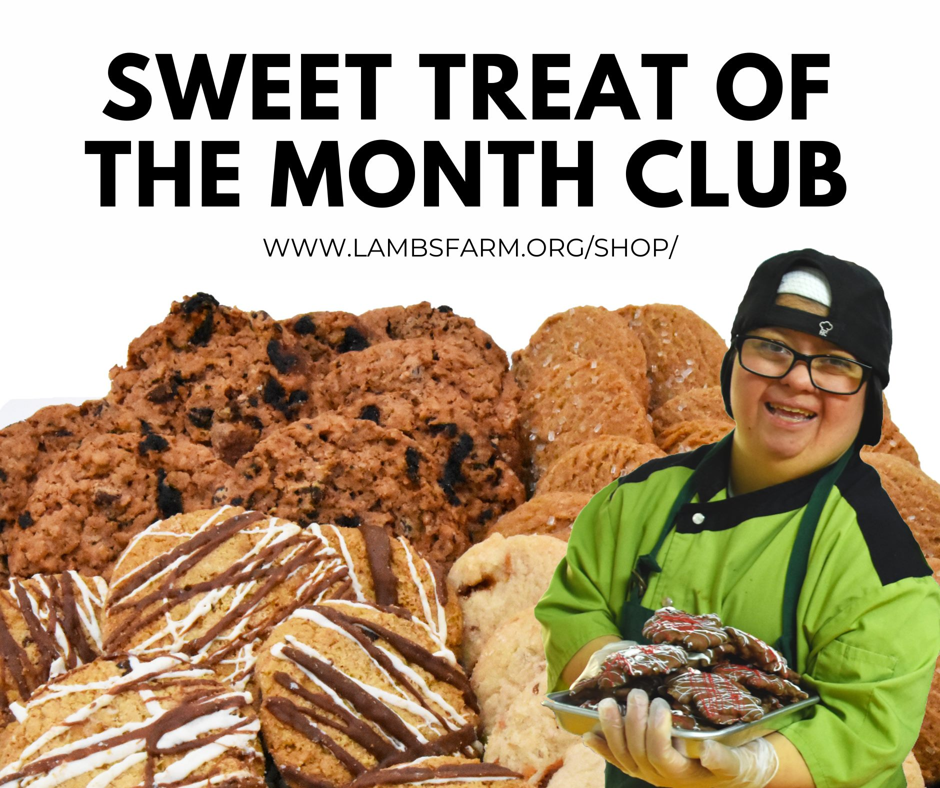 Lambs Farm - Sweet Treat of the Month Club