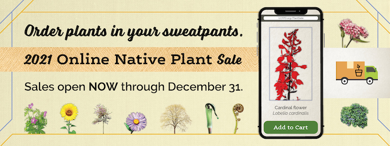 Lake County Forest Preserves - Plant Sale