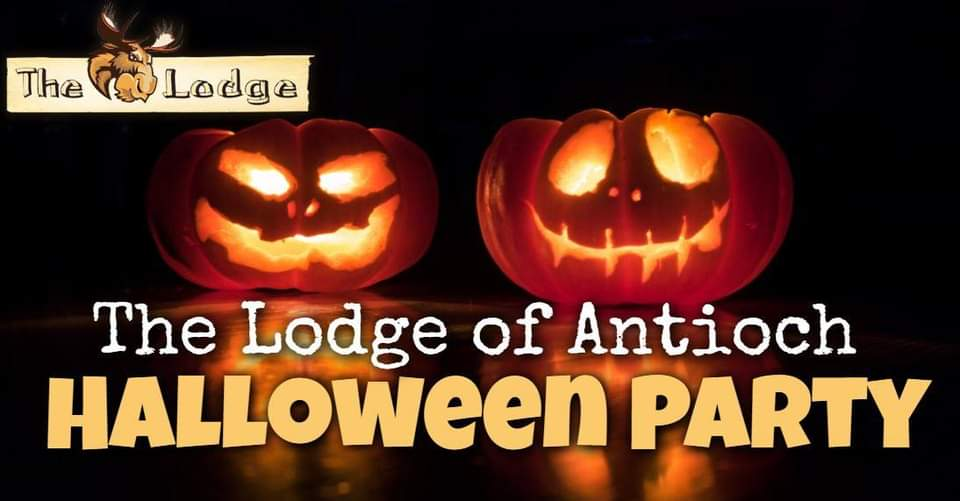 The Lodge of Antioch Halloween Party
