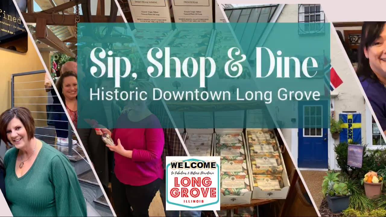 Historic Downtown Long Grove - Fill the Pantry