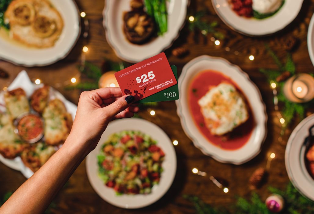 Maggiano's Gift Cards