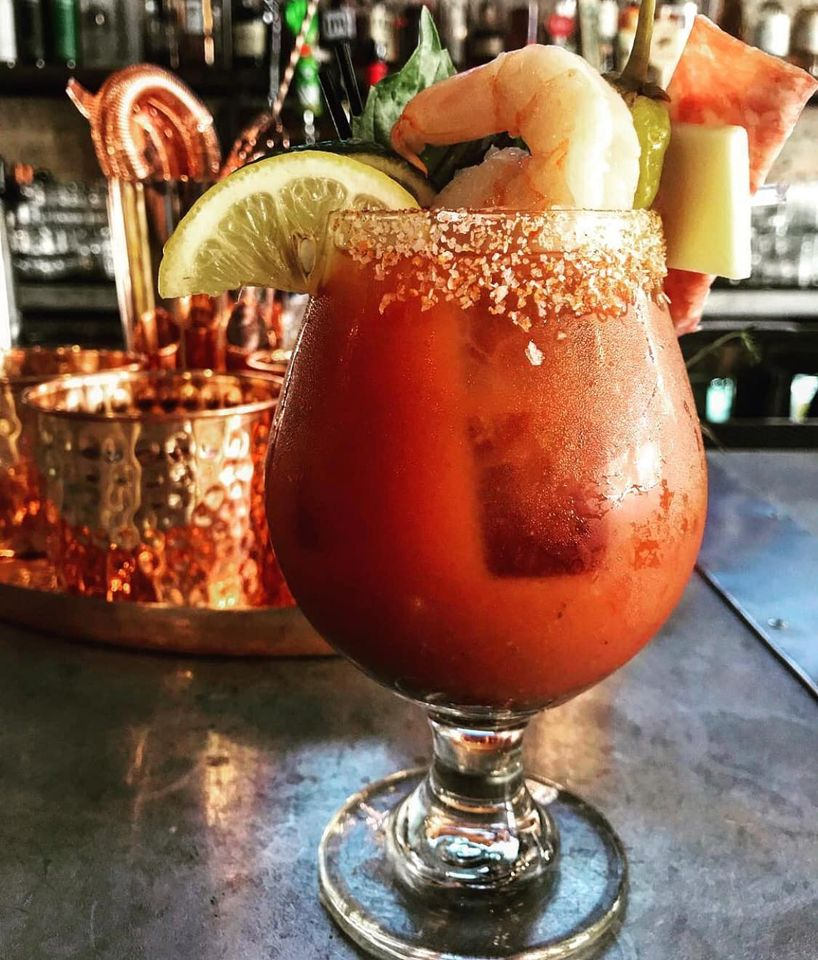 Main Street Social - Bloody Marys