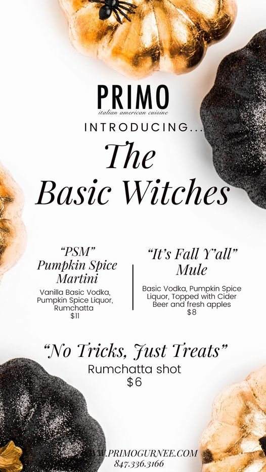 Primo - The Basic Witches!