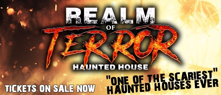 Haunted House Discount at Realm of Terror