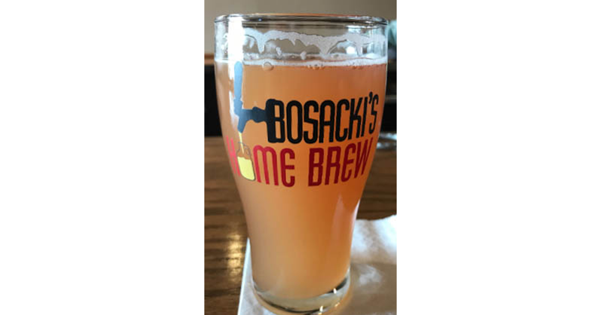 Bosacki's Blueberry Wheat