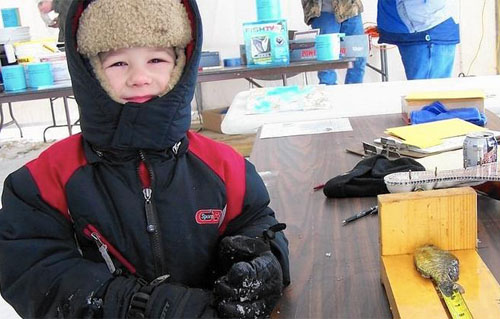 Chain O'Lakes Ice Fishing Derby