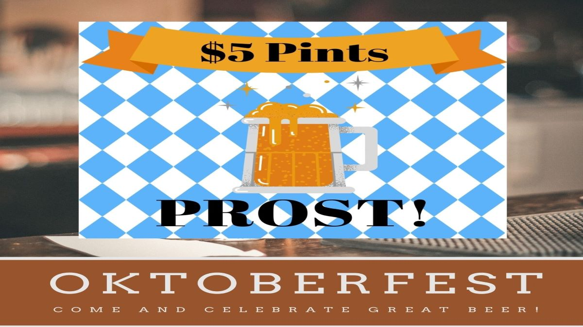 Oktoberfest at Ravinia Brewing Co.