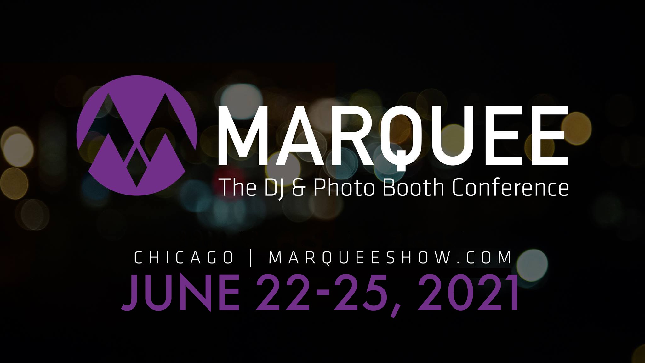 Marquee Dj and Photo Booth Conference at Hyatt Regency Deerfield