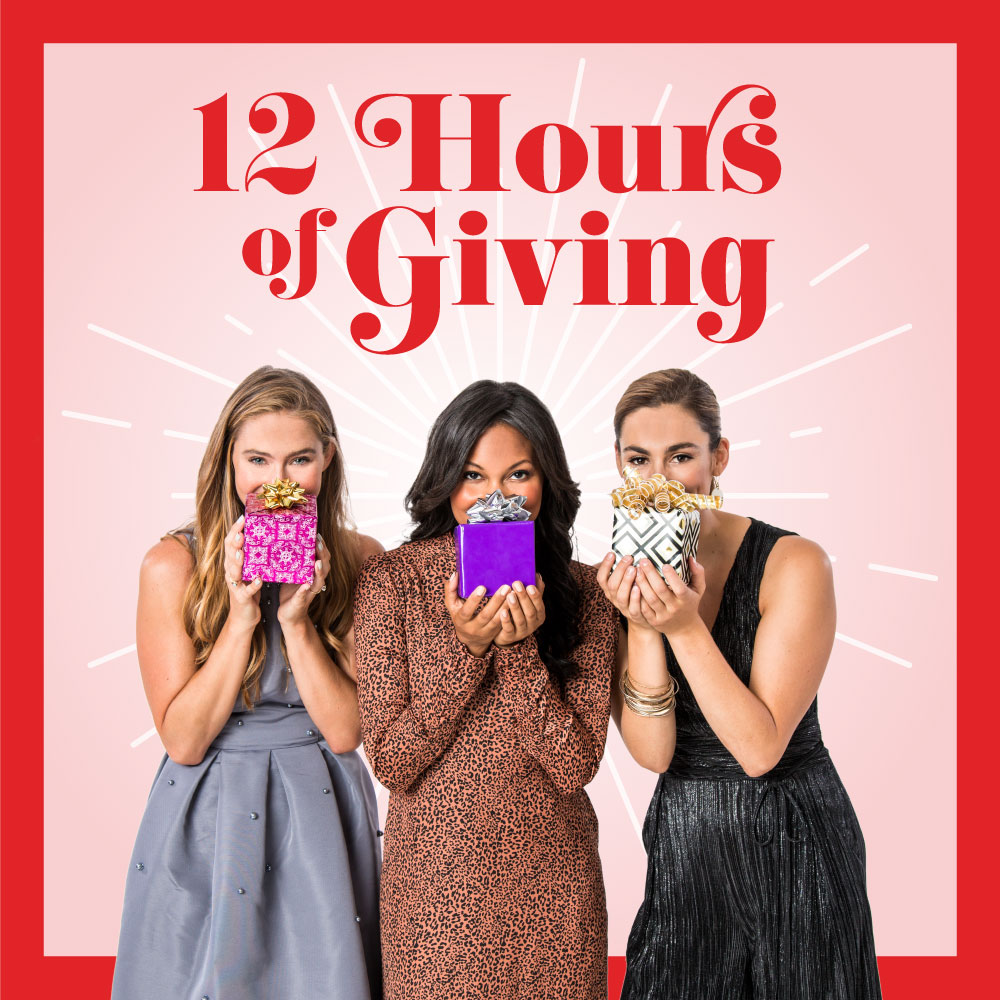12 Hours of Giving at Hawthorn Mall