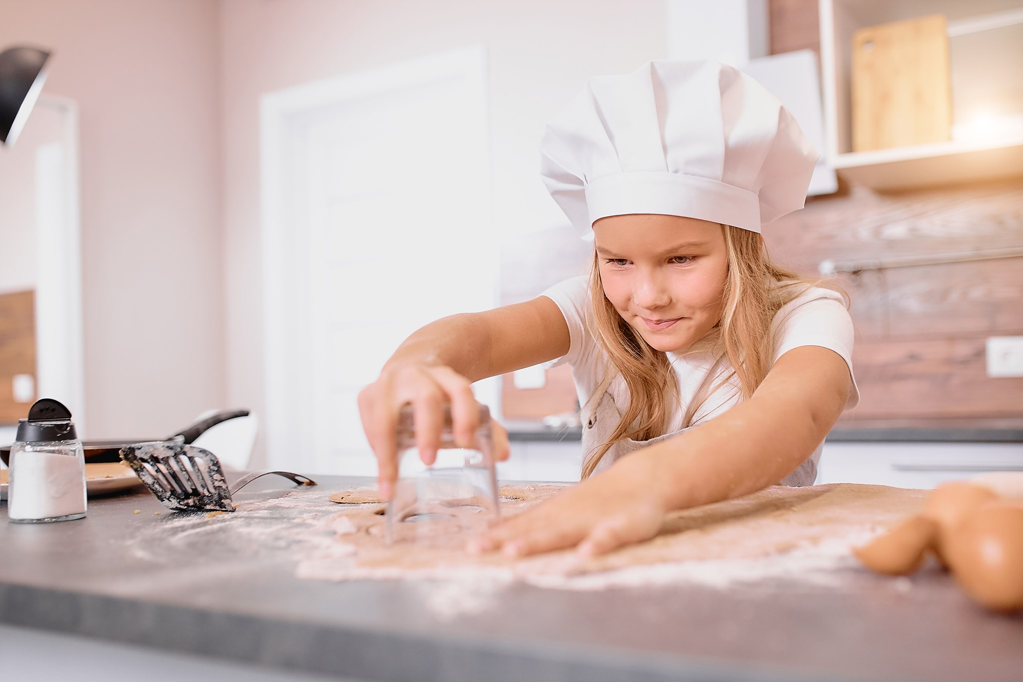 Big Bakers (6-10 yrs) at the Wauconda Park District