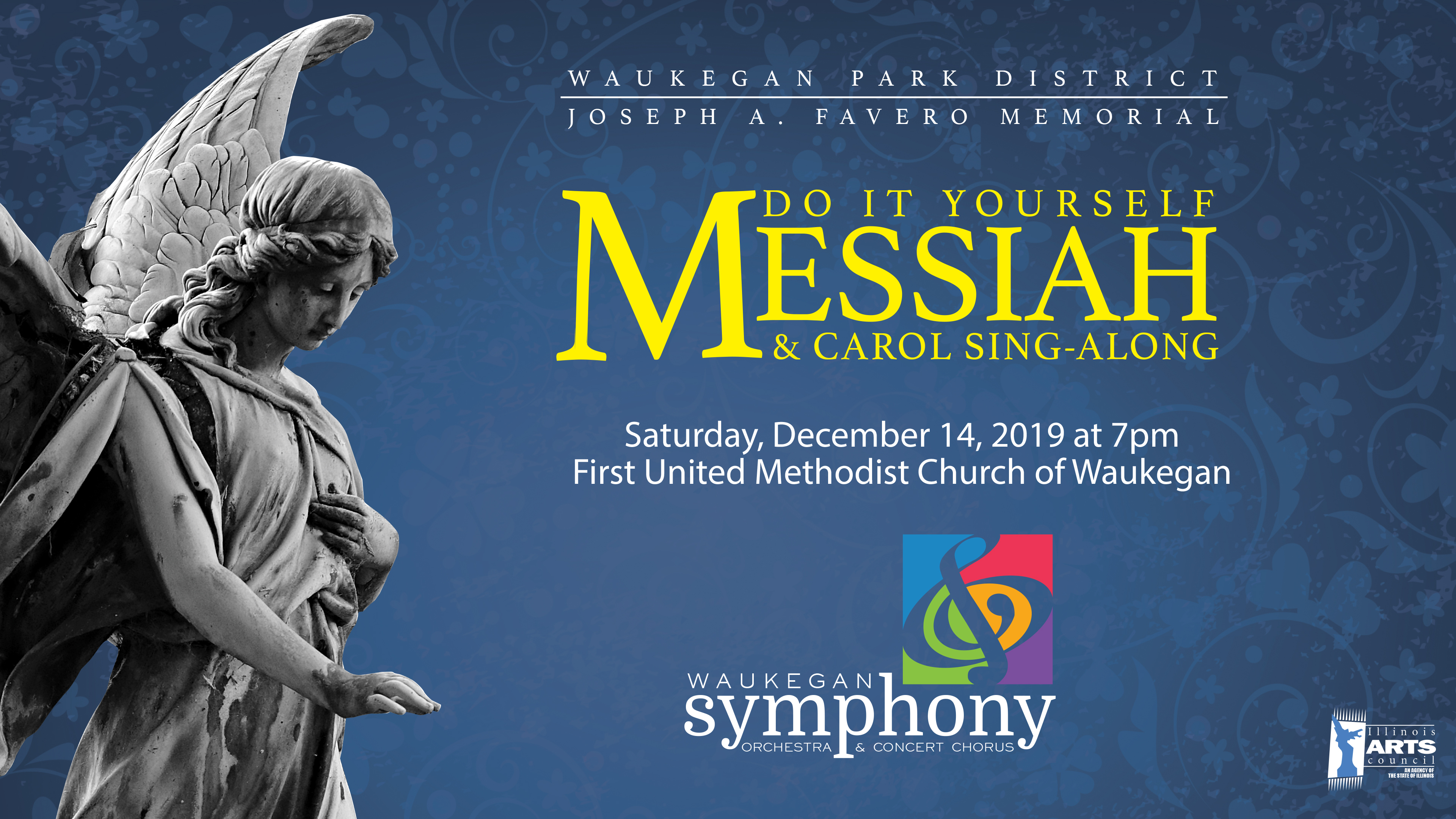 Do It Yourself Messiah & Carol Sing-Along in Waukegan