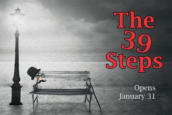 The 39 Steps at PM&L Theatre