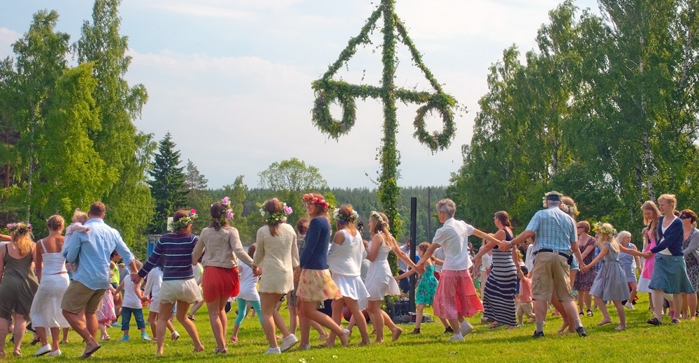 Midsommar Celebration