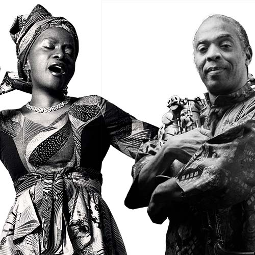 Angelique Kidjo and Femi Kuti & the Positive Force