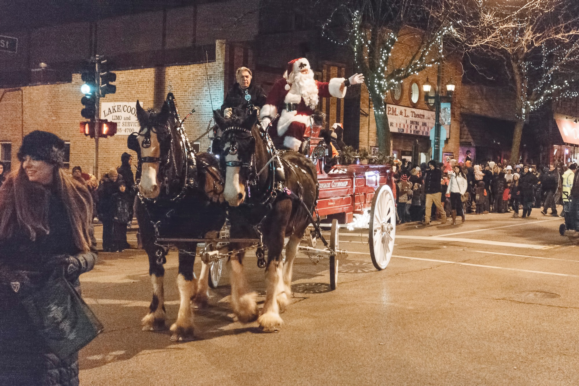 Christmas Parade and Tree Lighting in Antioch
