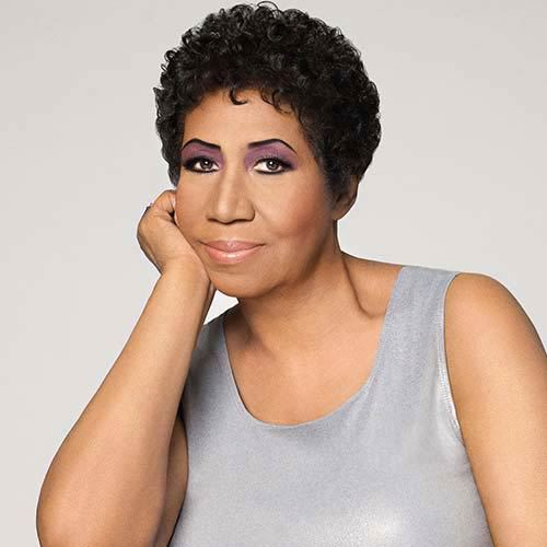 Aretha Franklin at Ravinia