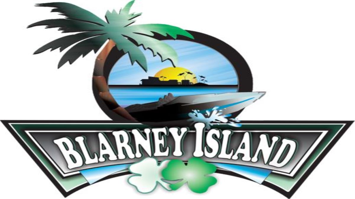 Halfway to St. Patrick's Day Weekend at Blarney Island