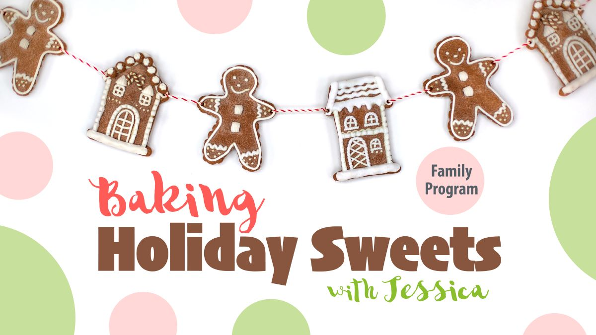 Baking Holiday Sweets - Sweet Christmas Dessert with Jessica