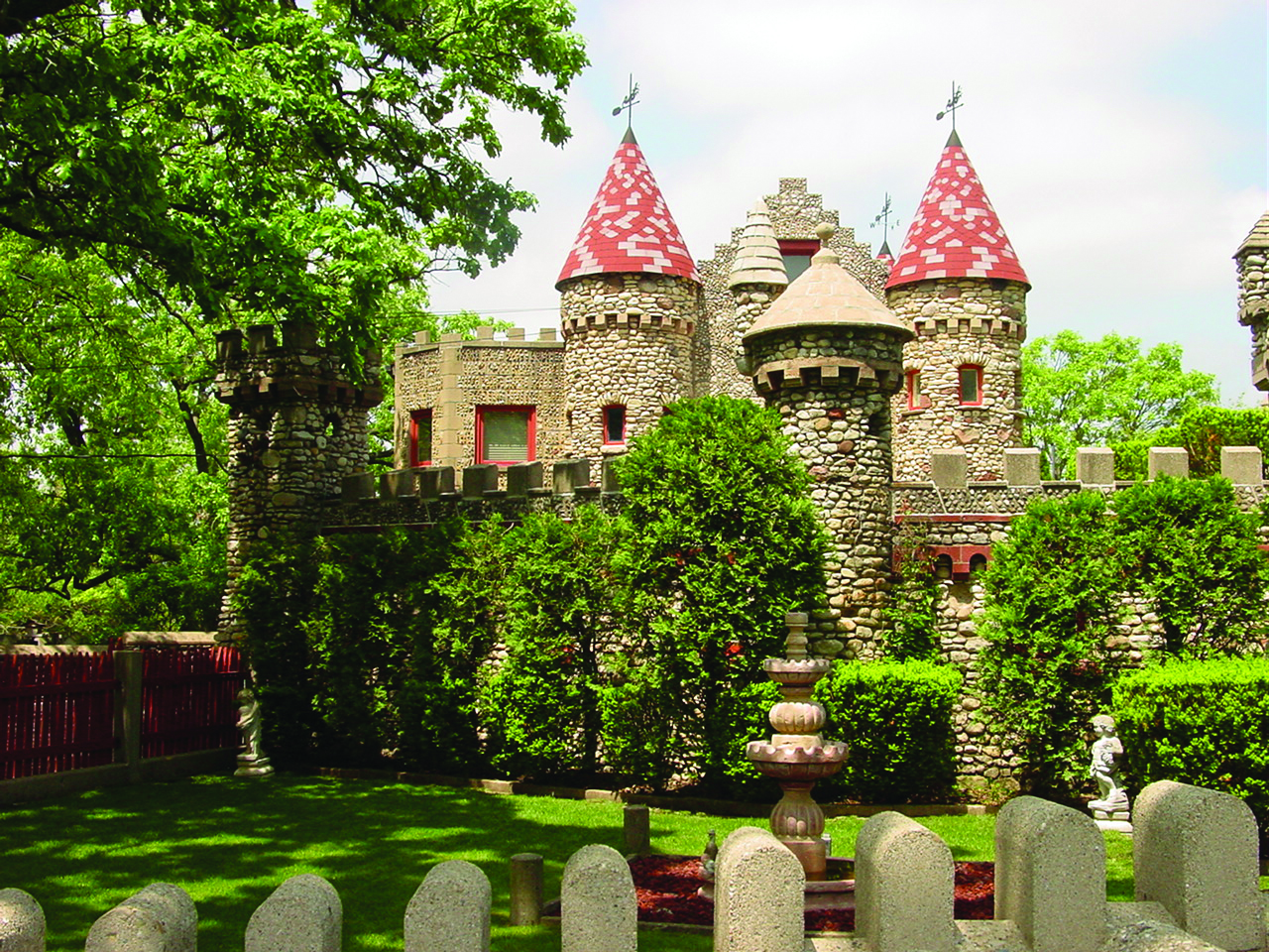 Bettendorf Castle Tour