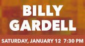 Billy Gardell at the Genesee Theatre