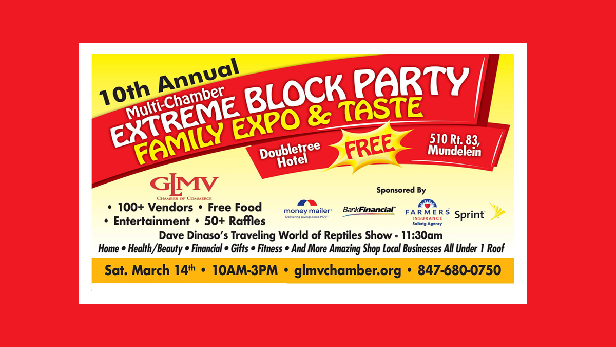 Extreme Block Party/Family Expo & Taste (Postponed until October 17)