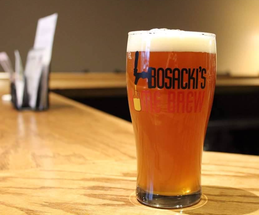 Wednesday $1 Off Pints at Bosacki's Home Brew