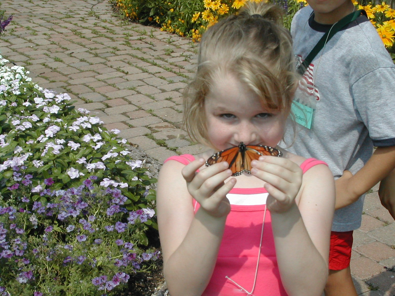 Butterflies & Blooms Exhibit