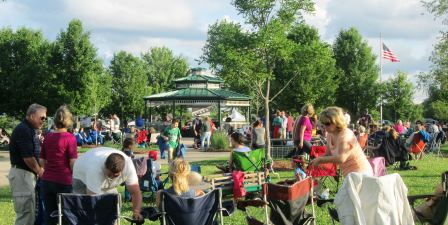 Zion's Concerts in the Park Series