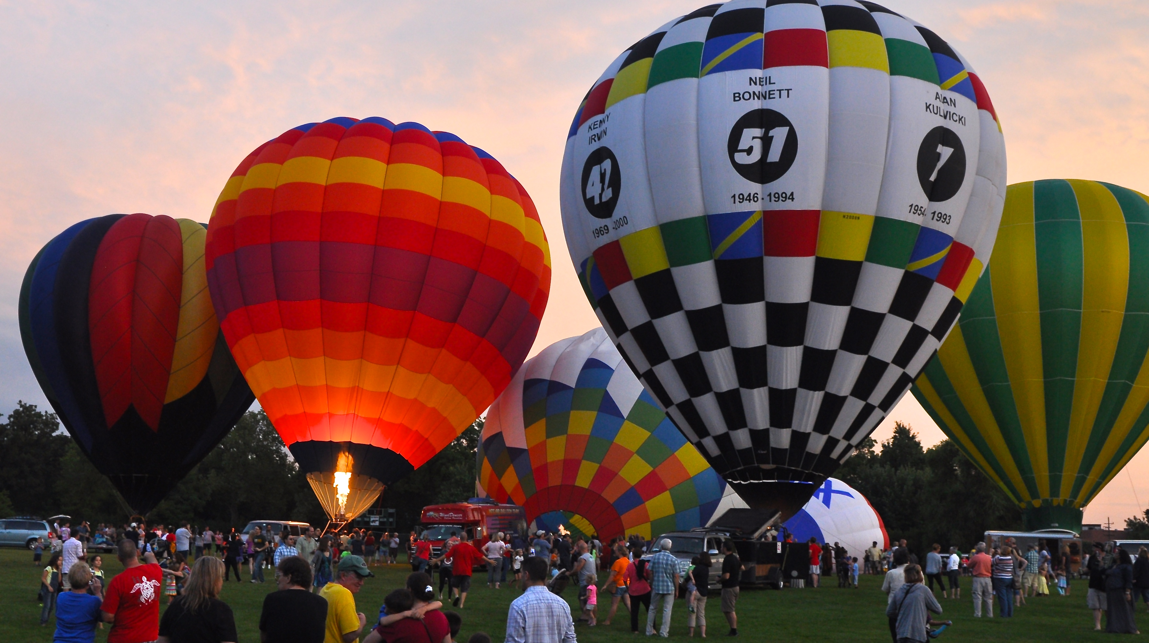 7th Annual Grayslake Color Aloft Balloon Festival