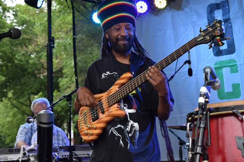 Summer Concert Series: De Hurricane Reggae Band