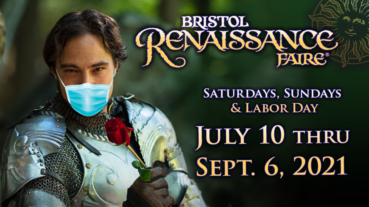 Bristol Renaissance Faire Reopens in 2021