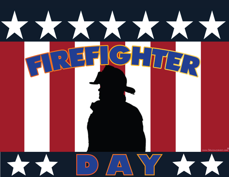 Firefighters Day!