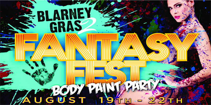 Blarney Island's Fantasy Fest Weekend