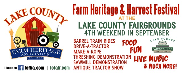 Lake County Farm Heritage & Harvest Festival