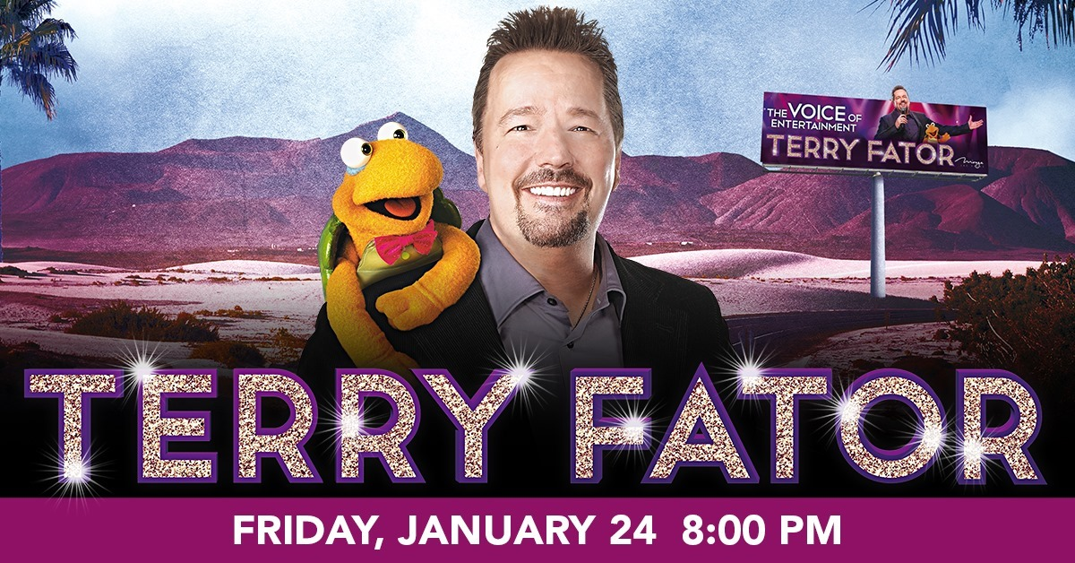 Terry Fator at Genesee Theatre