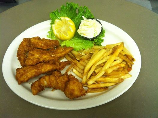 Friday Night Fish Fry at Chessie's