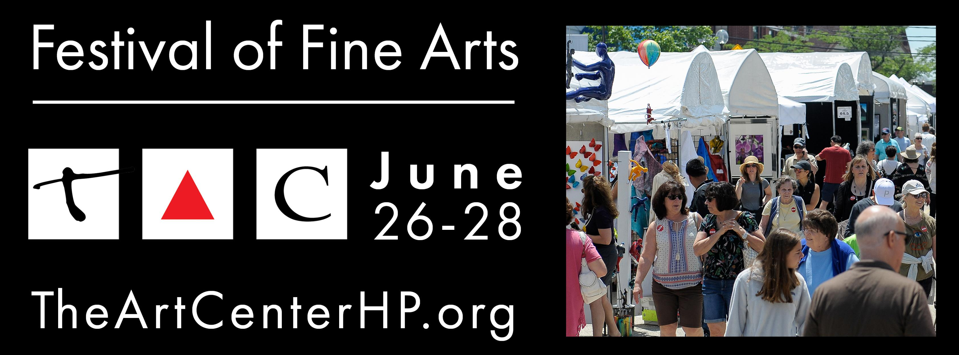 Festival of Fine Arts at The Art Center of Highland Park